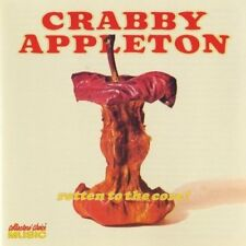 CRABBY APPLETON - ROTTEN TO THE CORE - NEW CD ALBUM