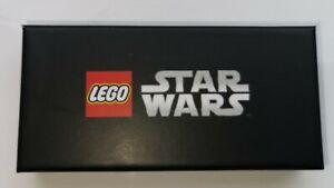 New LEGO 5006363 Han Solo Carbonite Metal Keychain Key Ring Star Wars VIP Gift