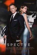 Spectre  Spanish Version  Double Sided Original  Movie Poster 27x40