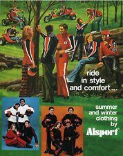 TWO VINTAGE 1970's ALSPORT TRI SPORT TRIKE BROCHURES MINT CONDITION 3 WHEELER