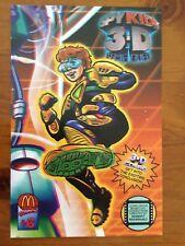 Spy Kids McDonalds 3D Game Over Comic #6