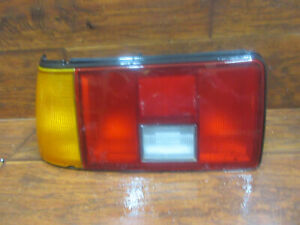 Toyota Corolla GTS, AE86, Coupe:  1984,  1985,   Left - Driver Tail Light