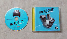"CD AUDIO MUSIQUE INT / VARIOUS ""INFLIGHT ENTERTAINMENT"" 19 TRACKS 1996"