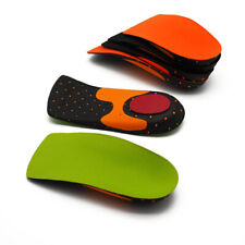 3 Paar Schuheinlagen Einlegesohlen Fersensporn Sport Arbeit Einlagen Gr.44-47 XL