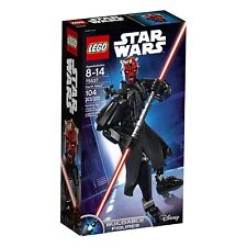 LEGO® Star Wars Darth Maul Buildable Figures Building Set 75537 NEW