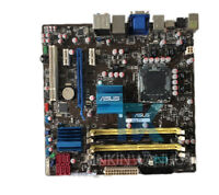 For ASUS P5Q-EM DDR2 G45 Motherboard Intel M-ATX LGA775 G45/G4 VGA+DVI+HDMI