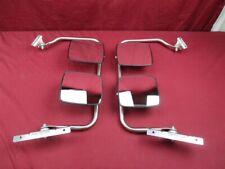 NOS OEM Dodge Ram 1500, 2500, 3500 Van Manual Dual Head Mirror 1998 - 2003 PAIR