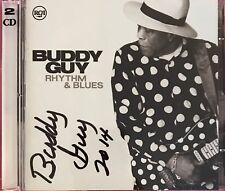 Buddy Guy Signed CD Buddy Guy Autographed Album Blues Legend Guitarist (BB KING)