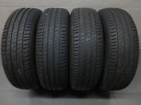 4x Sommerreifen Michelin Primacy 3 215/65 R17 99V DOT: 3516 ca. 6,5-7,0 mm