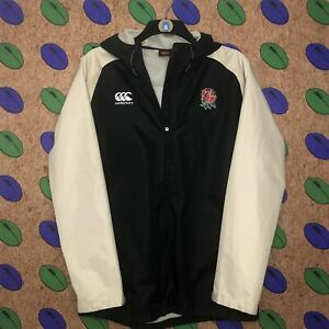 Official England Rugby Training Jacket/ Coat (L)