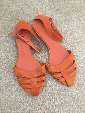 Unbranded Women's 100% Leather Gladiators Sandals & Beach Shoes
