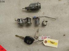 Suzuki Jimny Zündschloss Schließzylinder Satz mit Schlüssel Ignition with key