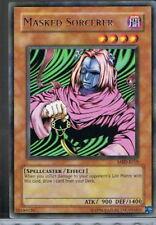 Masked Sorcerer (Sorcier Masque ) Yu Gi Oh MRD-E019