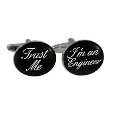 Trust Me i ' M An Engineer Gemelos en Caja Regalo Técnico Ingeniero Nuevo