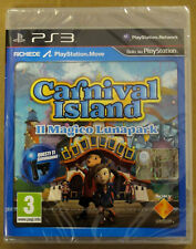 Carnival Island (playstation Move) Ps3 Playstation 3 Sony Computer Entertainment