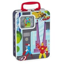 Hallmark Connect And Play Iron Man Puzzle Playset