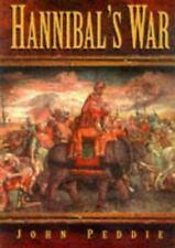 Hannibal's War by John Peddie (1997, Hardcover) NEW