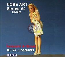 Legend 120mm (1/16) Nose Art Series #4 Innocence A-Broad (B-24 Liberator) LF1205