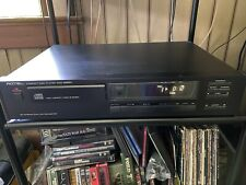ROTEL RCD-865BX CD PLAYER  BLACK *ORIGINAL EVERYTHING* *LOW HOURS*