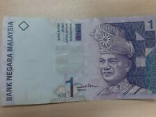 Malaysia RM1 Replacement Unc