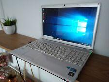 "Sony VPCEB1M0E PCG-71613M 15.6"" (500GB, Intel i3 2.13GHz, 4GB) Laptop Win 10"
