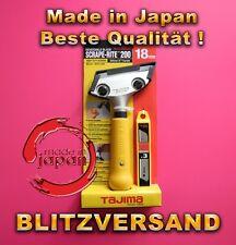 TOP! Universalschaber 200 mm Tajima SCR-L200 (18mm Klingen) Made in Japan