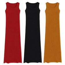 Unbranded Cotton Blend Full Length Casual Skirts for Women