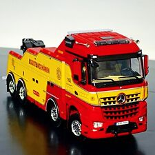 "Mercedes Arocs MP4 8x4 falkom-wrecker ""Assistancekaren""WSI truck models 01-3106"