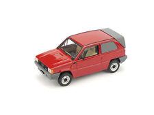 Fiat Panda Furgonetta Moretti 1982 Red 1:43 Model R505 BRUMM