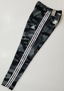Adidas Tiro 19 Carbon Gray Camo Mens Training Pants Climacool FK4493 Size SMALL