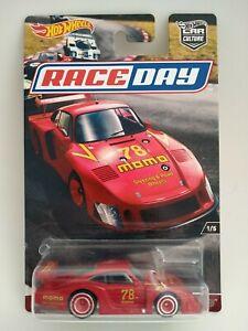Hot Wheels Race Day 78 Porsche 935 - 78 MOMO
