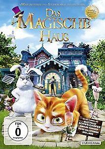 Das magische Haus von Jeremie Degruson | DVD | Zustand gut