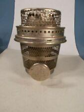 ALADDIN Model B Round Wick Kerosene Oil Lamp Nickle Burner c1940s