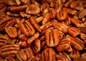 Organic Garden Certified Organic Raw Sprouted Pecans  No pesticides -  30oz