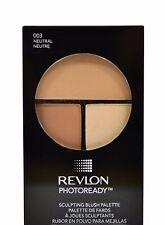 (neutral) - Revlon Photoready Sculpting Blush Palette.