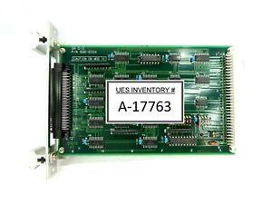 Hitachi 696-6004 Digital I/O PCB Card SHDIO M-511E Working Spare