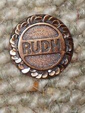 RUDH Anstecknadel aus den 80er / 90ern