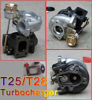 GT28 T25/T28 BOLT-ON TURBO FOR NISSAN S13 S14 S15 SR20DET SR20 SILVIA 330HP +