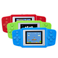 Retro Handheld Game Console for Kids with Built in 268 Classic Old Games Gift