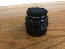 Asahi Optical Takumar 1:2 / 50mm Camera Lens Pentex Super Multi-Coated Japan