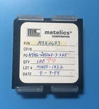 M3x2623 Metelics Capacitor Chip Rf Microwave 99units