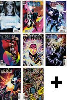 THOR #1,2,3,4+ Artgerm Variant, Incentive, Exclusive Donny Cates ~ Marvel Comics