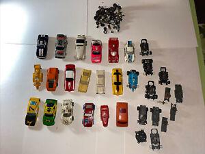 Vintage Slot cars and parts!! Tyco - AFX - Amrac - Aurora!!