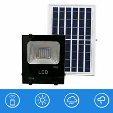 Waterproof Solar Panel LED Spot Light Lamp Remote Control for Outdoor Yard Lawn