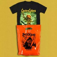 Cavity Colors Limited Edition Spookbag Halloween 2019 Size Medium ••SHIPS TODAY•
