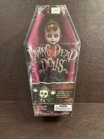 LDD living dead dolls SERIES 2 * LIZZIE BORDEN * SEALED
