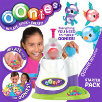 Oonies Mega Starter Pack Children Creative Craft Learning Activity Inflator Toys