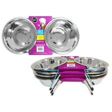 Stainless Steel Dog Bowl Stands