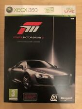 Forza Motorsport 3 - RARE Limited Collector's Edition Xbox 360