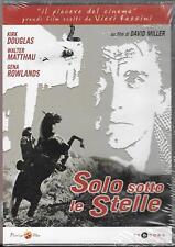 SOLO SOTTO LE STELLE - DVD NUOVO, SIGILLATO. PRIMA EDIZIONE FUORI CATALOGO RAR0